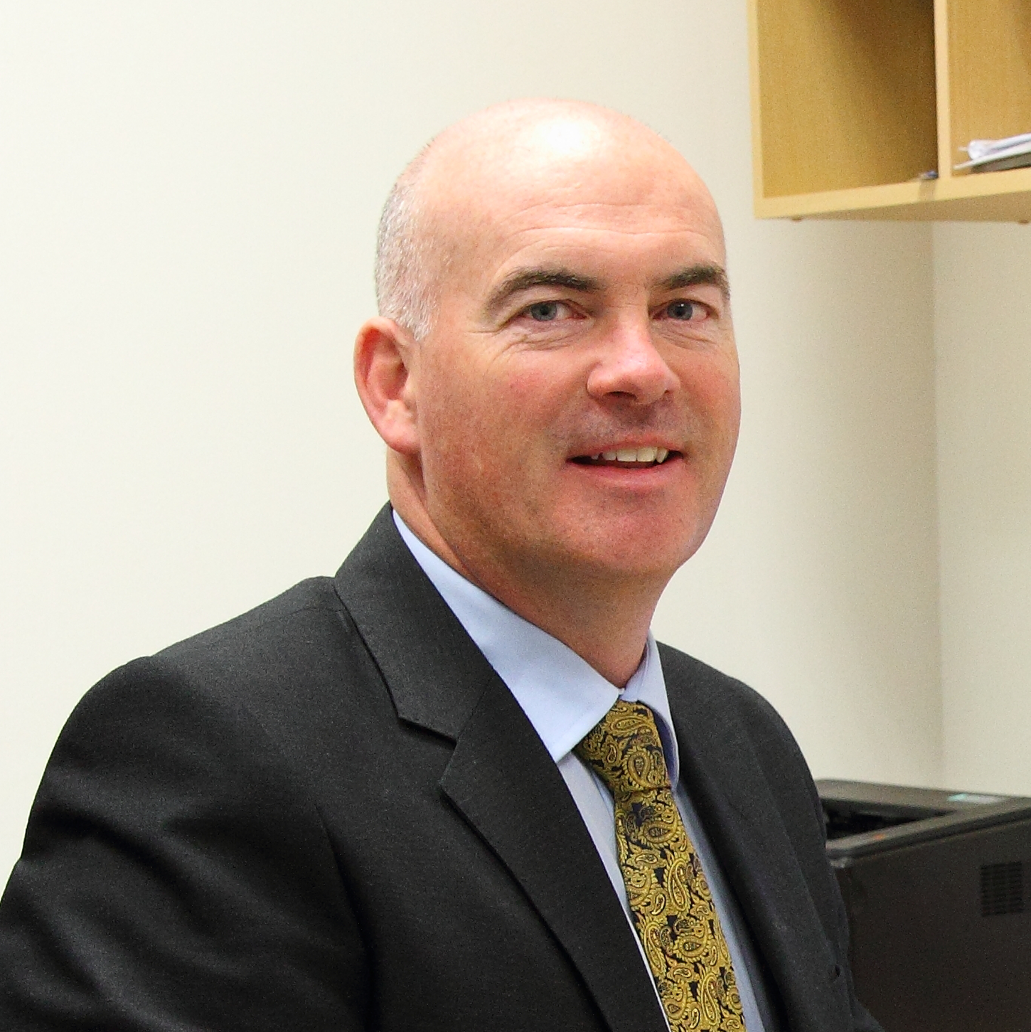 Dr. Ronan Ryder of the Old Windmill Medical Centre Limerick City Family Doctor